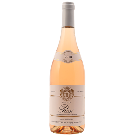 Rosé IGP Pays d'Oc
