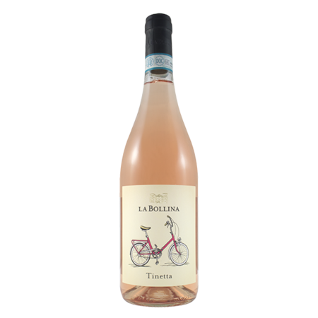 Tinetta Monferrato Chiaretto Rose, вино розе