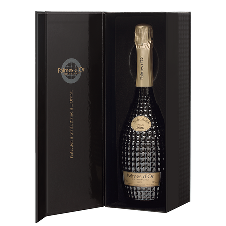 Champagne Palmes d'Or 2006 Vintage by Nicolas Feuillatte, шампанско